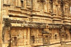 Ruinas del sótano de la torre del templo antiguo Imagen de archivo