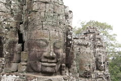 Ruinas del templo antiguo Fotos de archivo