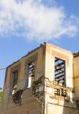 Ruinas después del terremoto Fotografía de archivo libre de regalías