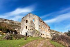 Ruinas en el La Arboleda fotografía de archivo