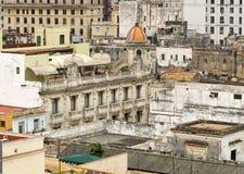 Ruinas en habana Fotos de archivo libres de regalías