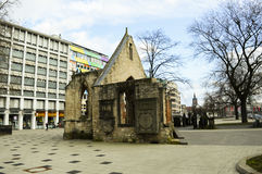 Ruinas en Hannover Fotografía de archivo libre de regalías