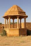 Ruinas en Kuldhara Fotos de archivo libres de regalías