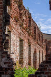 Ruinas en la ciudad vieja Imágenes de archivo libres de regalías