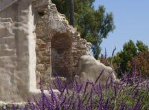 Ruinas en San Juan Mission foto de archivo libre de regalías