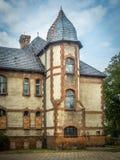 Ruinas en Sztum, Polonia Fotos de archivo libres de regalías