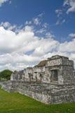 Ruinas en Tulum México   Imágenes de archivo libres de regalías