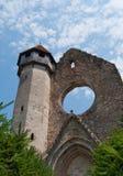 Ruinas góticas Imagen de archivo libre de regalías