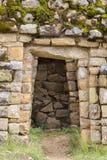 Ruinas Incan antiguas en Isla del Sol en el lago Titicaca en Bolivia Fotografía de archivo