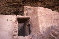 Ruinas indias antiguas del pueblo Imagen de archivo