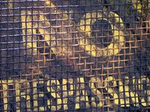 Ruinas industriales 1 Foto de archivo