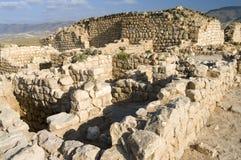 Ruinas Khor Rouri, en Omán fotografía de archivo