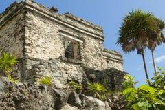 Ruinas mayas. Imágenes de archivo libres de regalías