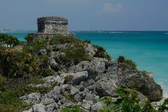 Ruinas mayas Imagen de archivo libre de regalías