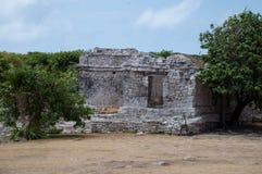 Ruinas mayas Imágenes de archivo libres de regalías