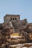 Ruinas mayas Fotos de archivo libres de regalías