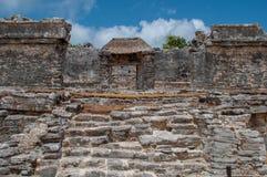 Ruinas mayas Fotos de archivo