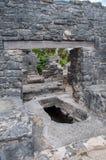 Ruinas mayas Fotografía de archivo