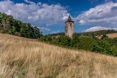 Ruinas medievales Fotos de archivo libres de regalías