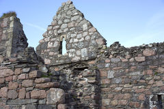 Ruinas religiosas antiguas Foto de archivo