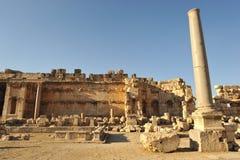 ruinas romanas Foto de archivo libre de regalías