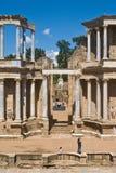 Ruinas romanas foto de archivo