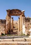 Ruinas romanas Imágenes de archivo libres de regalías