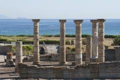 Ruinas romanas 1 Fotos de archivo