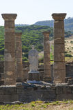Ruinas romanas 3 Imagenes de archivo