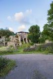 Ruinas romanas imagen de archivo libre de regalías