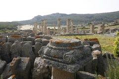 Ruinas romanas viejas foto de archivo libre de regalías