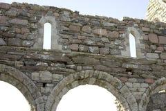 Ruinas sagradas de la comunidad Fotografía de archivo libre de regalías