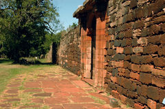 Ruinas San Ignacio 1 Stock Images