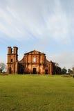 Ruinas San Miguel el arcángel Fotografía de archivo libre de regalías