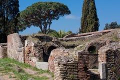 Ruinas viejas Fotos de archivo