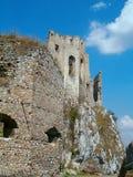 Ruinas viejas Foto de archivo libre de regalías