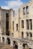 Ruinas viejas de la piedra Imagenes de archivo