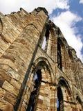 Ruine - abbaye de Whitby Photo libre de droits