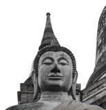 Ruine alten Buddha-Tempels in Thailand Stockbilder