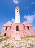 Ruine antique de phare Photo libre de droits