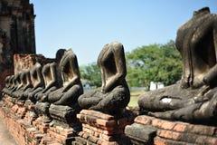Ruine Buddha Stockbilder