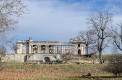 ruine de château Image stock