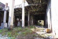 Ruine de Chambre Image stock