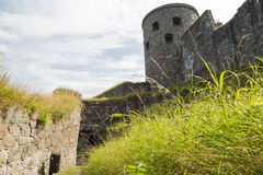 Ruine de forteresse Photos stock