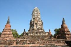 Ruine de stupa photo stock