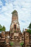 Ruine de temple antique photo stock