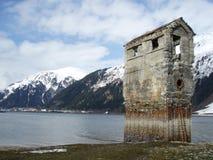 Ruine de Treadwell Images stock