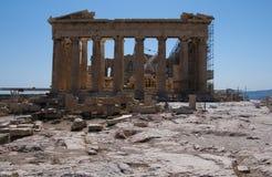 Ruine der Akropolises lizenzfreies stockfoto