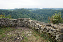 Ruine Grefenstein Royalty Free Stock Photos