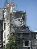 Ruine industrielle Photographie stock libre de droits